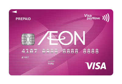 Overview of Prepaid Cards | AEON Credit Service Malaysia