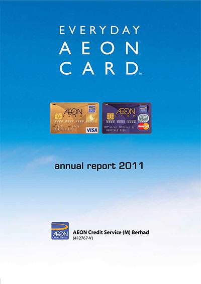 Annual Report | AEON Credit Service Malaysia