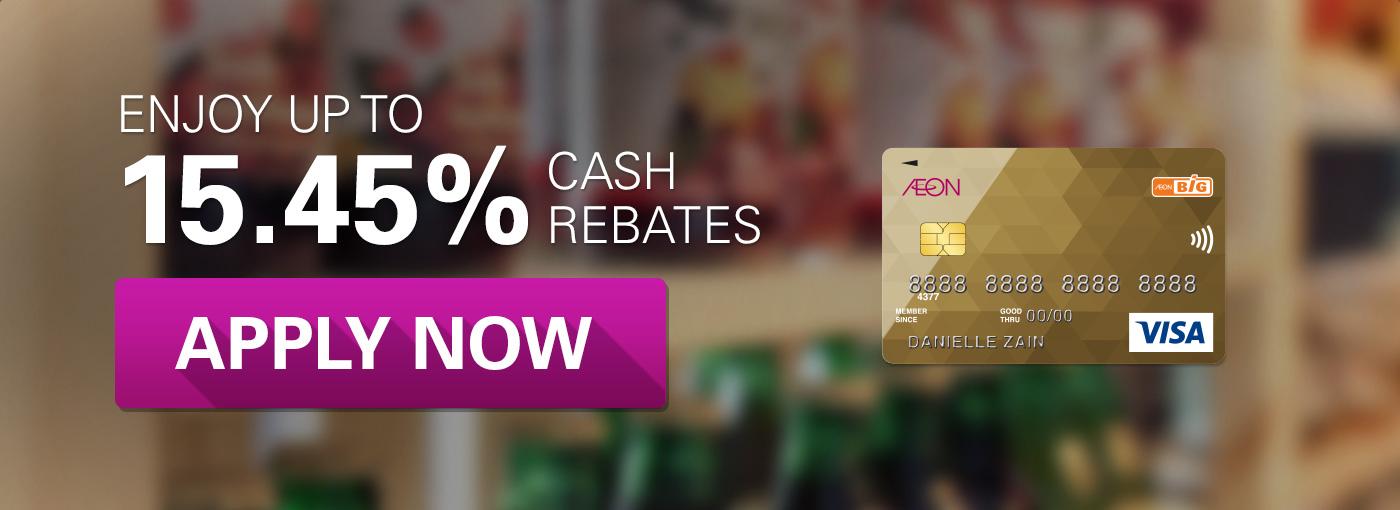 Aeon Big Visa Gold Card Aeon Credit Service Malaysia