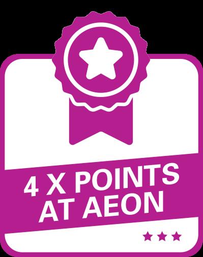 AEON Platinum Visa / MasterCard | AEON Credit Service Malaysia